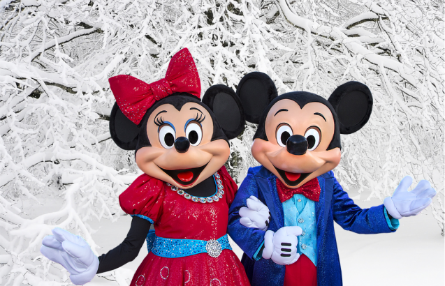 Magical Disney Winterbal!