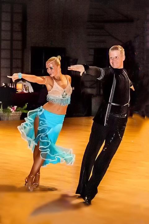 Dansdemonstratie