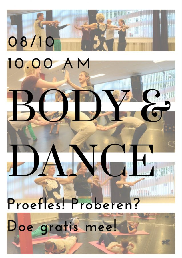 Proefles Body & Dance!