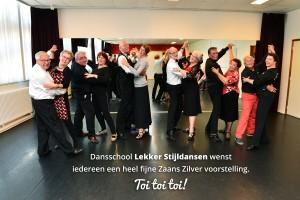 Dansschool lekker Stijldansen.
